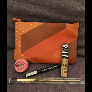 Ipsy bag w/4 products